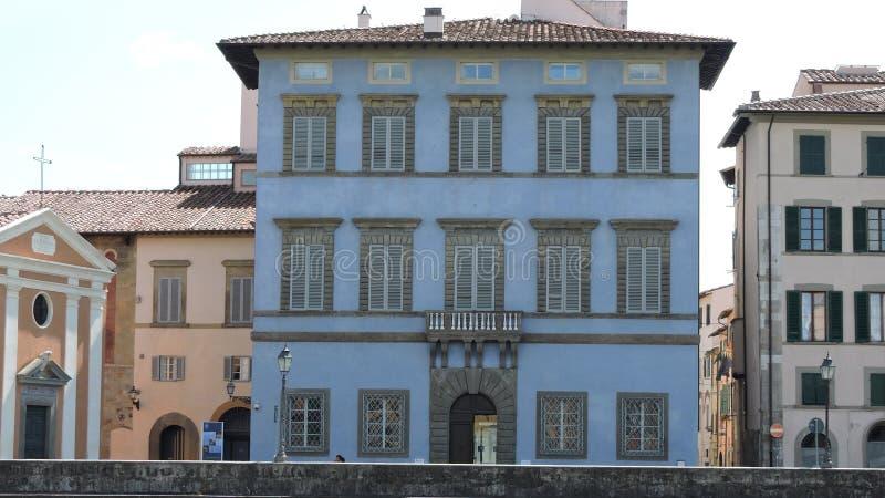 Pisa, krajobraz fotografia royalty free
