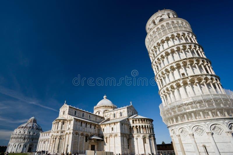 Pisa, miracoli di dei della piazza. fotografia stock