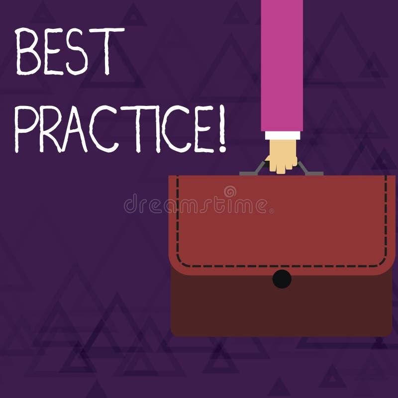 Pisa? nutowym pokazuje najlepsza praktyka Biznesowa fotografia pokazuje handlowe lub fachowe procedury które akceptują ilustracji