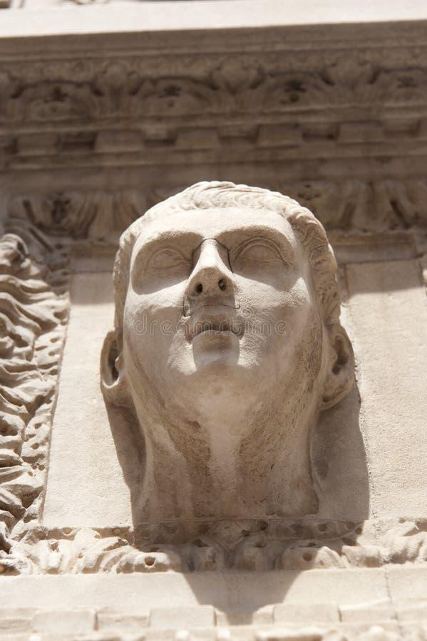Pisa, Santa Maria della Spina, detail royalty free stock photo