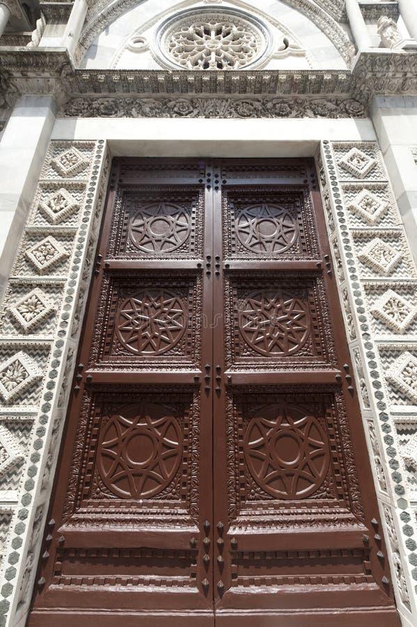 Pisa, Santa Maria della Spina, detail royalty free stock images