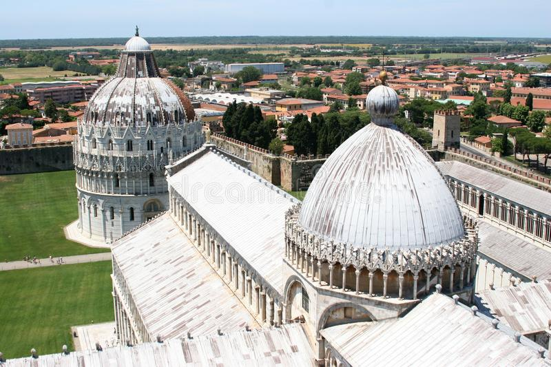 Download Pisa Square of Miracles stock photo. Image of marble - 25711140