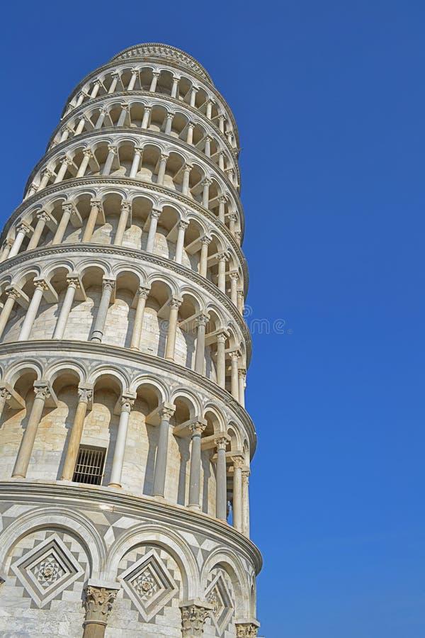 Pisa står hög royaltyfria foton