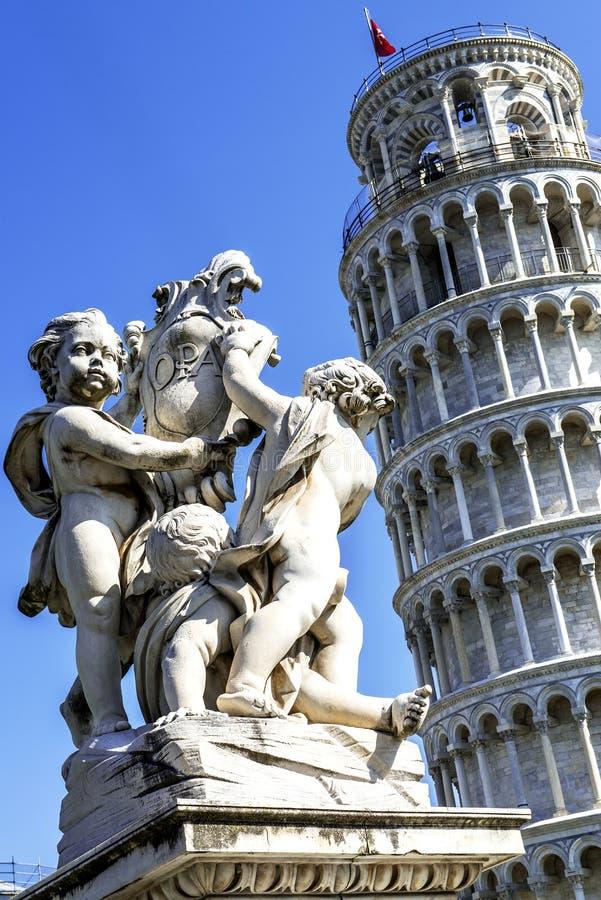 Pisa-Stadt stockfoto