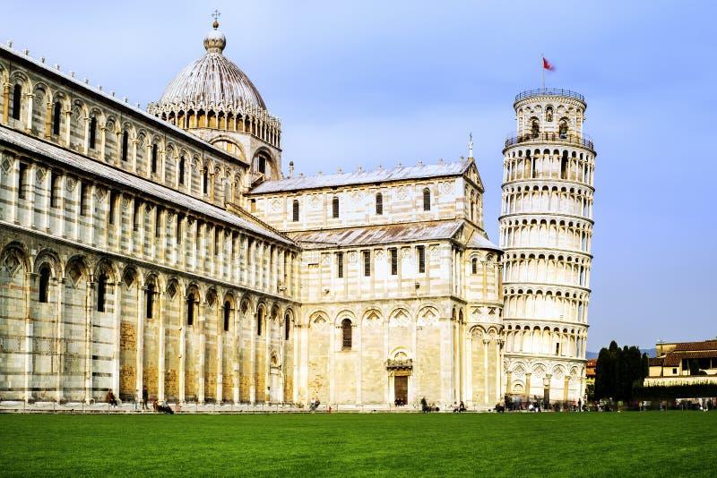 Pisa-Stadt lizenzfreies stockbild
