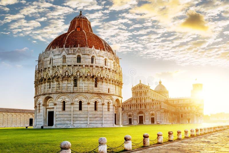 Pisa-Stadt lizenzfreie stockfotos