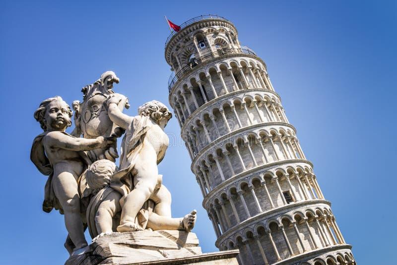 Pisa-Stadt lizenzfreie stockbilder