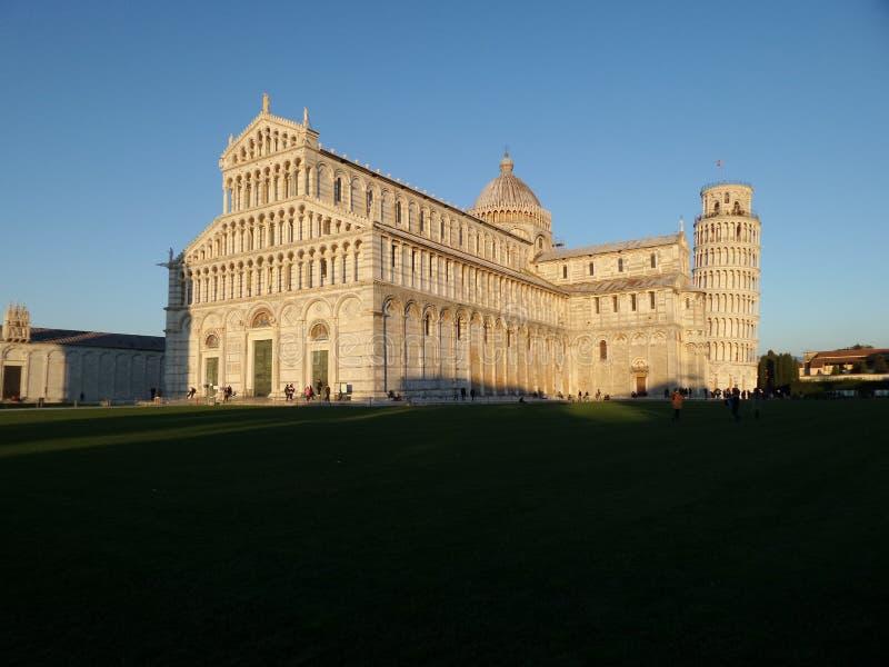 Pisa su historia y su torre imagen de archivo