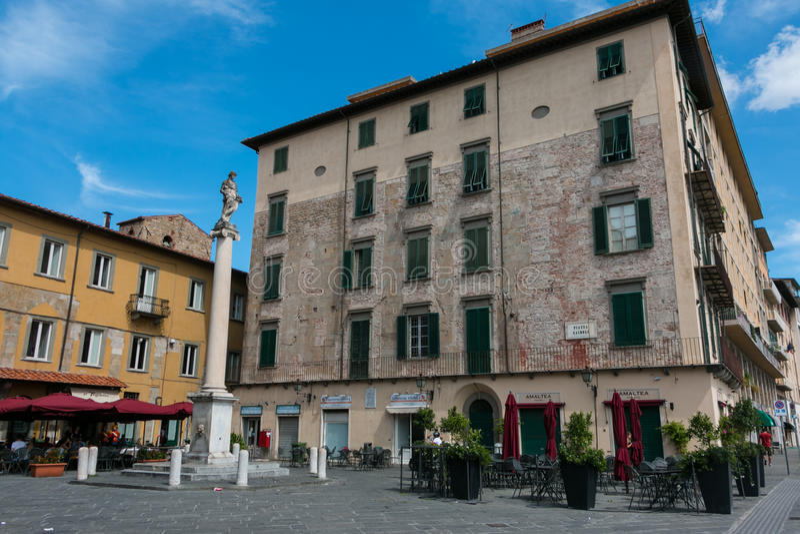Pisa, Toscana fotografie stock