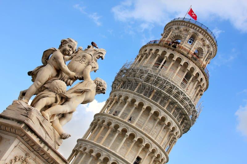 Pisa, Toscana, Italia fotografie stock libere da diritti
