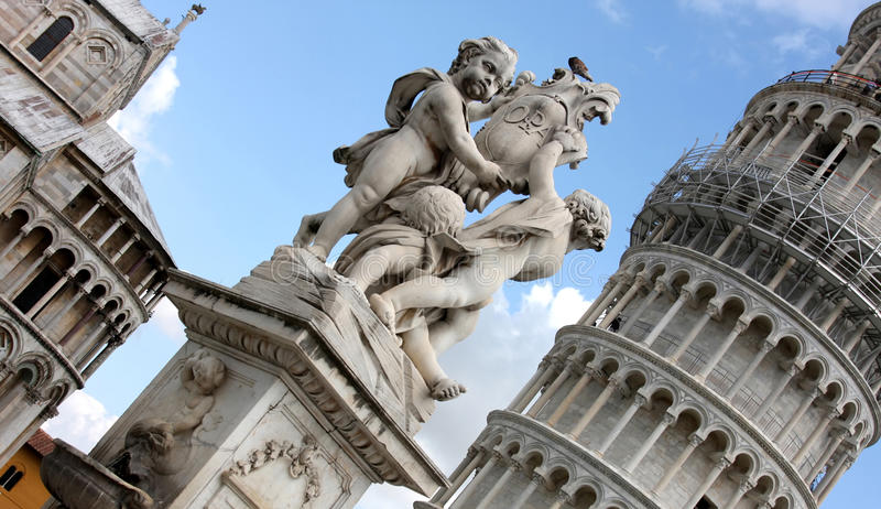 Pisa, Toscana, Italia fotografia stock libera da diritti