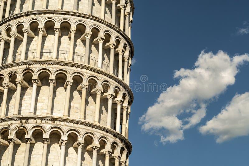 Download Pisa (Toscana) - La Torre Di Piegamento Fotografia Stock - Immagine di europa, limite: 30827082