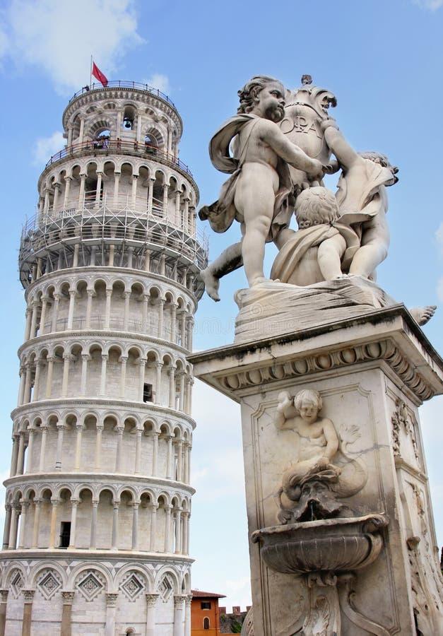 Pisa, Toskana, Italien lizenzfreie stockfotos