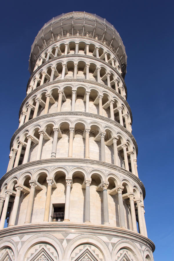 Download The Pisa tower stock image. Image of destinations, famous - 23650685