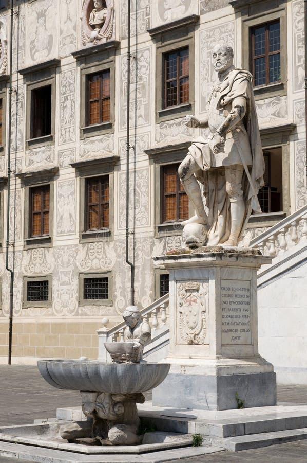 Pisa Tuscany, Italien royaltyfria foton