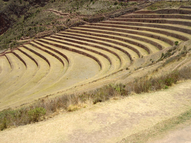 Pisac,秘鲁 库存图片