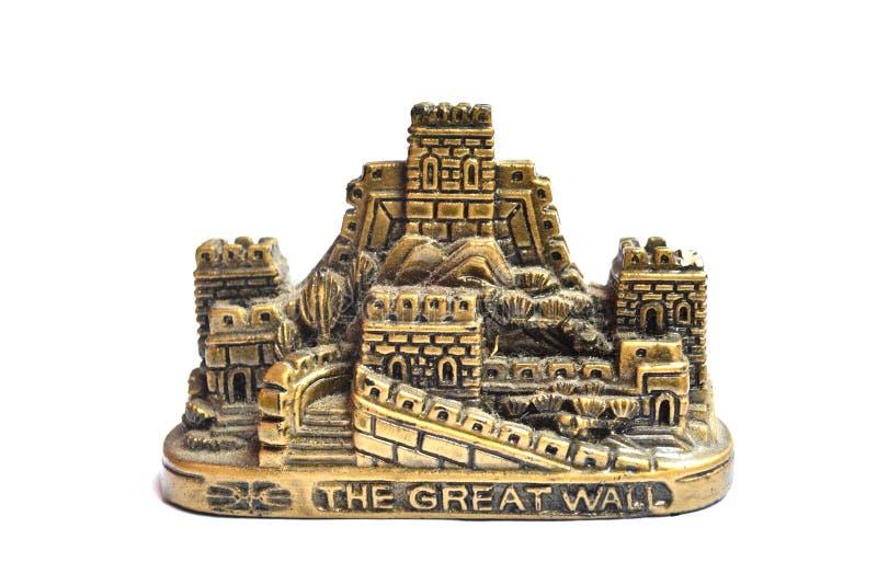Pisapapeles de la Gran Muralla imagenes de archivo