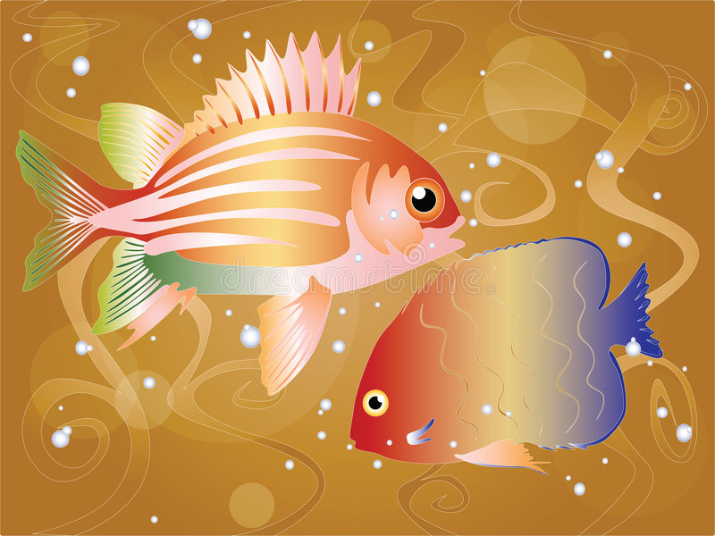 Download Pisces Stock Photo - Image: 1491330