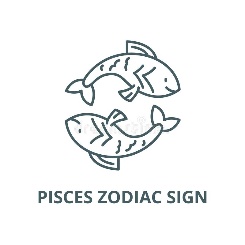 Pisces Zodiac Stock Illustrations – 9,315 Pisces Zodiac Stock
