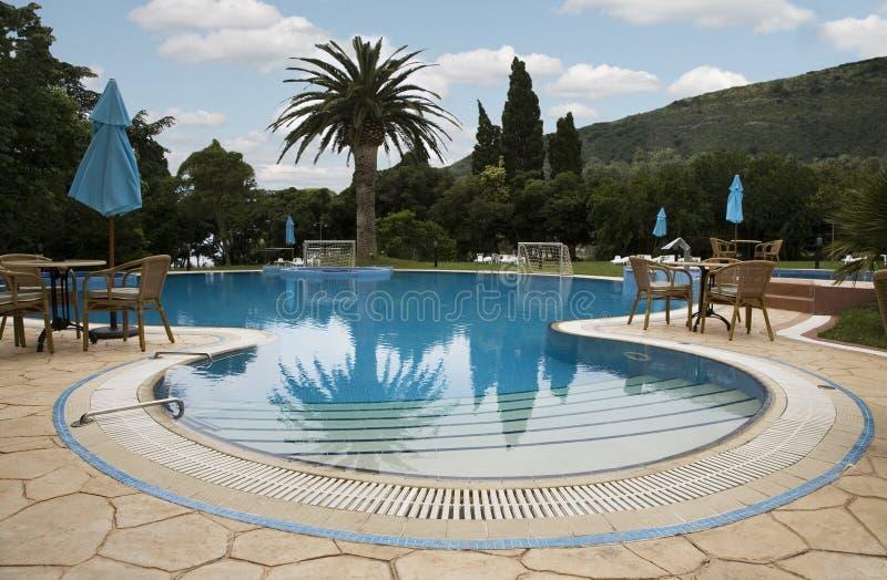 piscina   fotografie stock