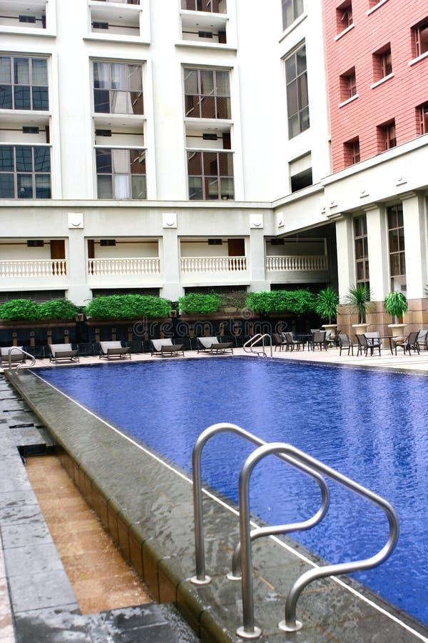 piscina imagens de stock royalty free