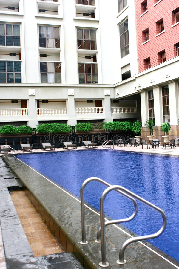 piscine images libres de droits
