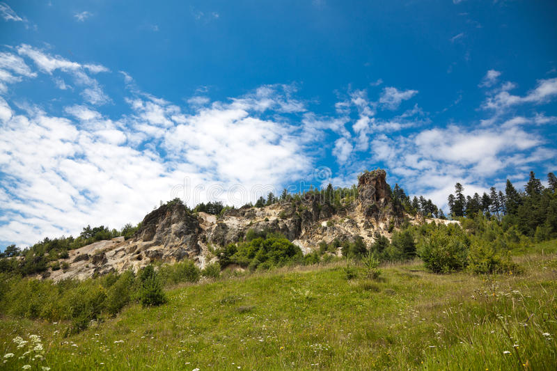 Download Piscul Corbului stock image. Image of romanian, scenic - 15222041