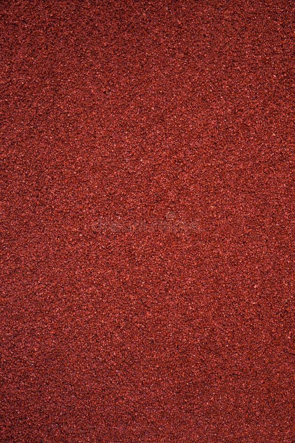 Pista de atletismo nova, sumário, textura, fundo. fotografia de stock royalty free