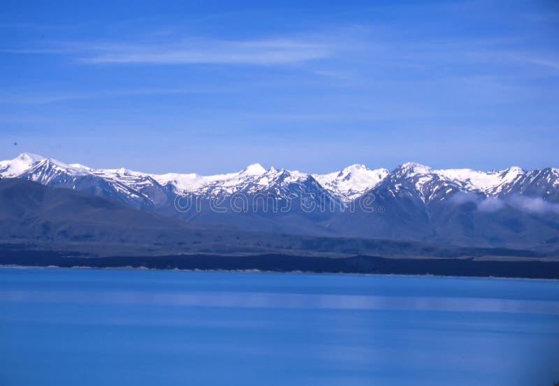 Pista de Nueva Zelanda Milford fotografía de archivo libre de regalías
