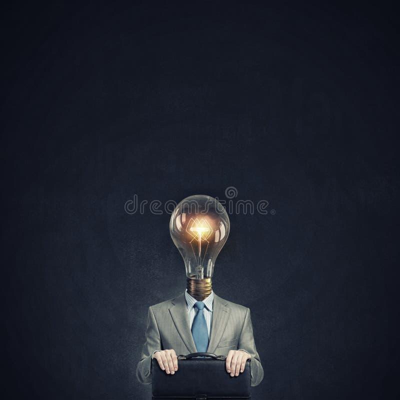 Pista por completo de ideas imagen de archivo libre de regalías