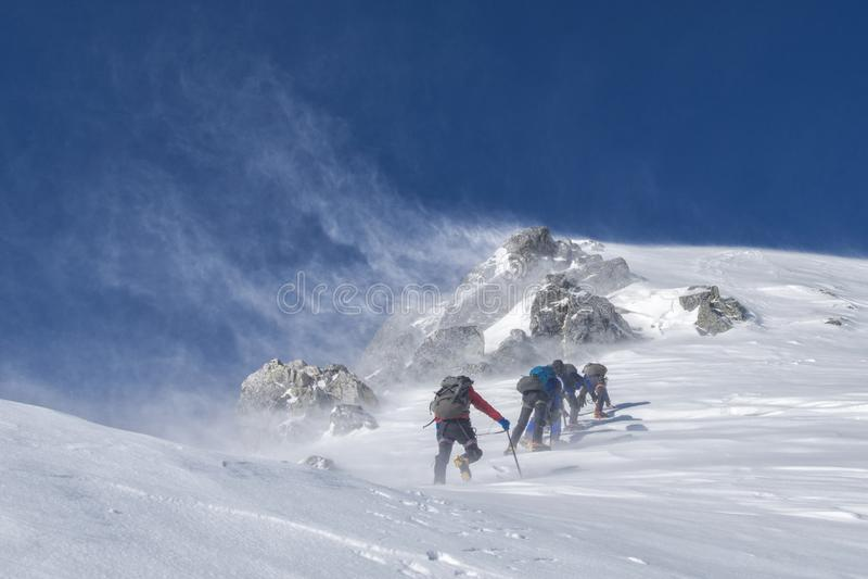 Pista, Ski Touring, Ski Mountaineering, cordilheira