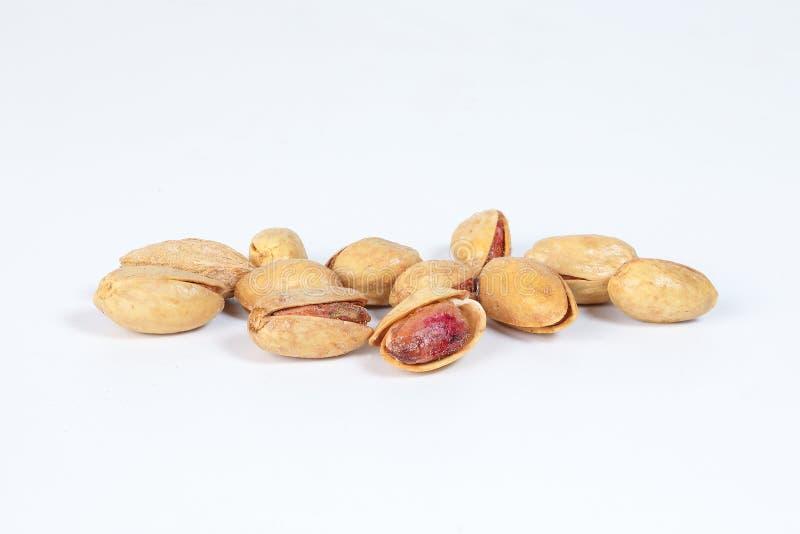 Pistachio nuts shell royalty free stock photos