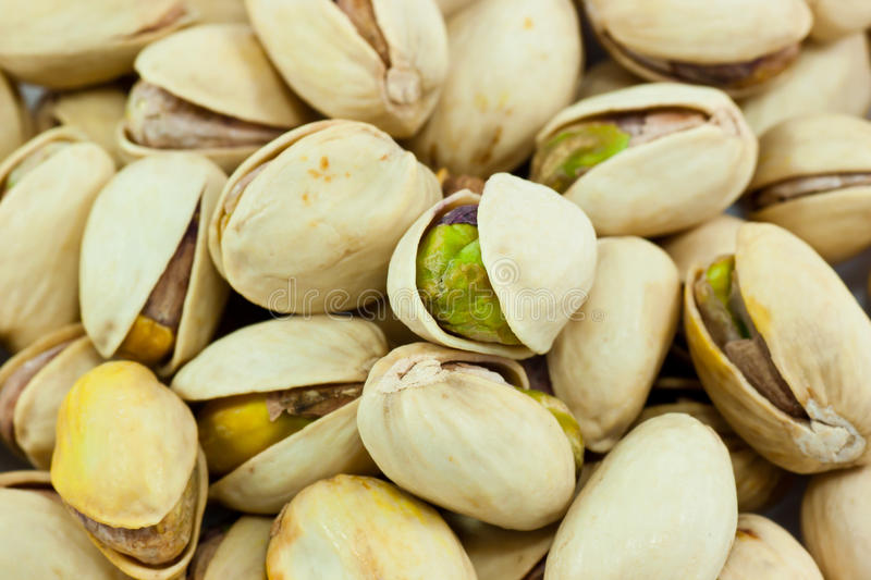 Pistachio nuts. Use for background royalty free stock photos
