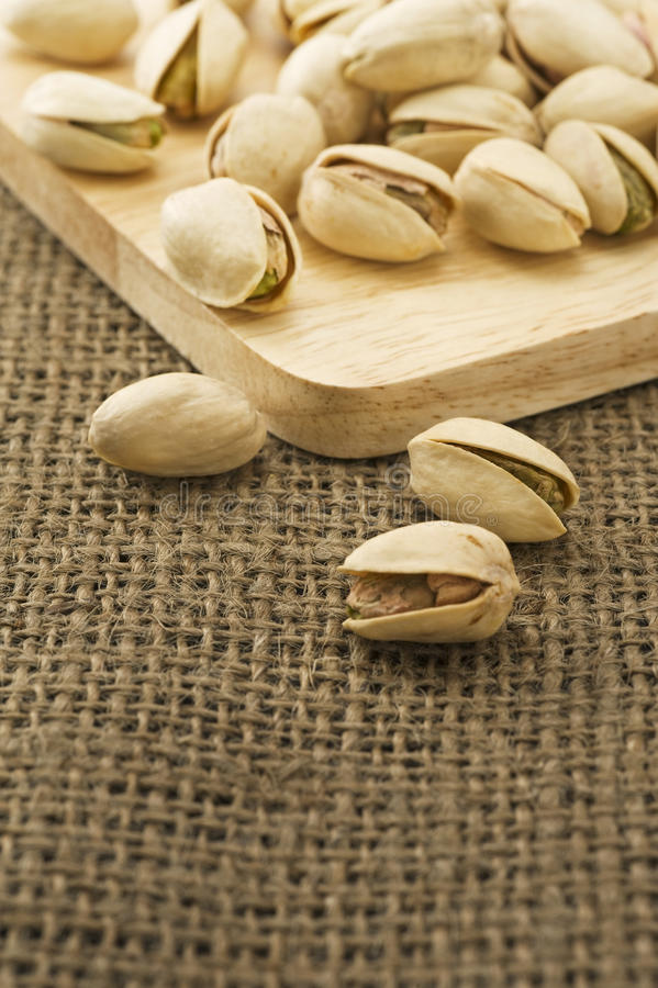 Download Pistachios stock image. Image of plant, peeled, brown - 27614091