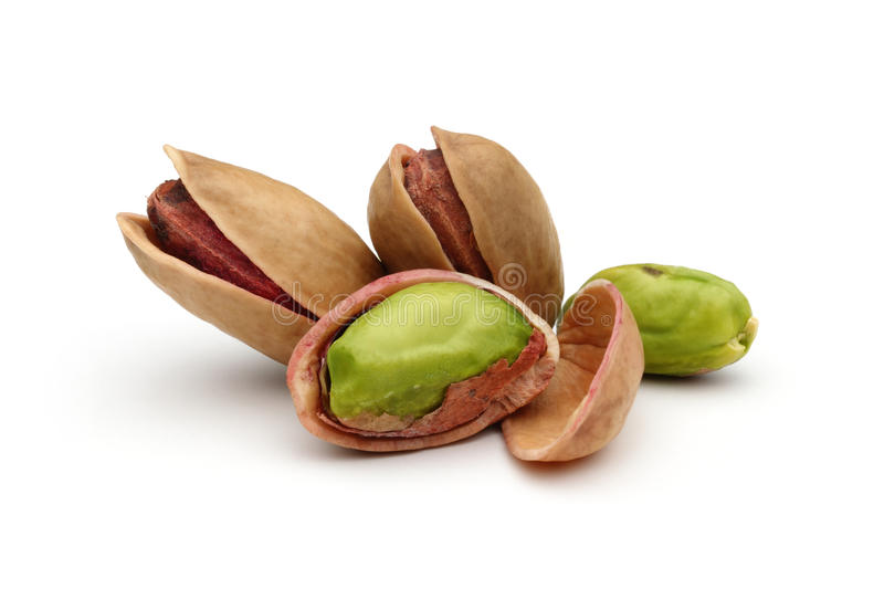 Pistachios nuts stock photography