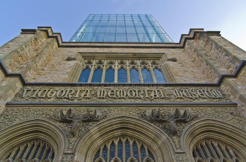 Pistas de los alces, museo de la naturaleza, Ottawa, Canadá foto de archivo