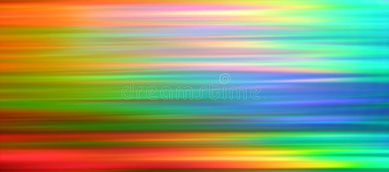 Pistes colorées photographie stock libre de droits