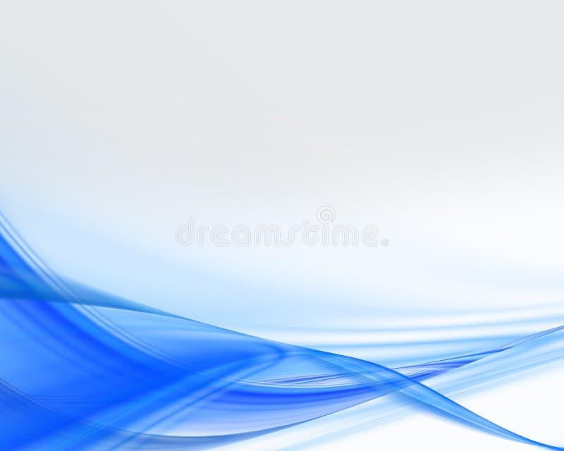Pistes de couleur. illustration stock