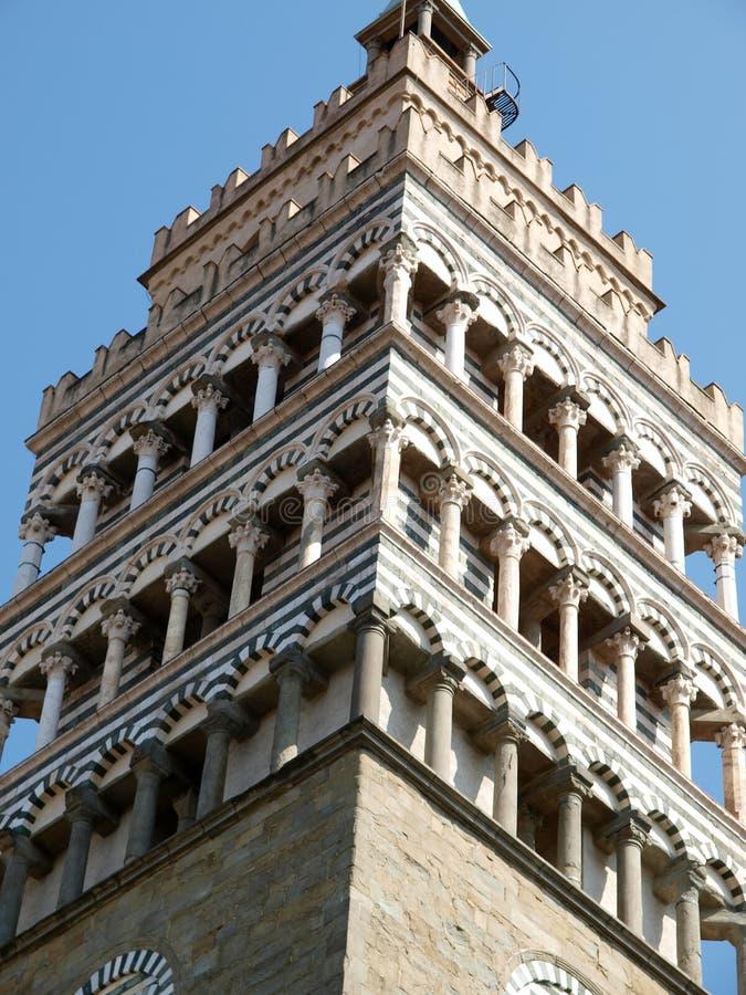 Pistoia - Duomo royalty free stock photos