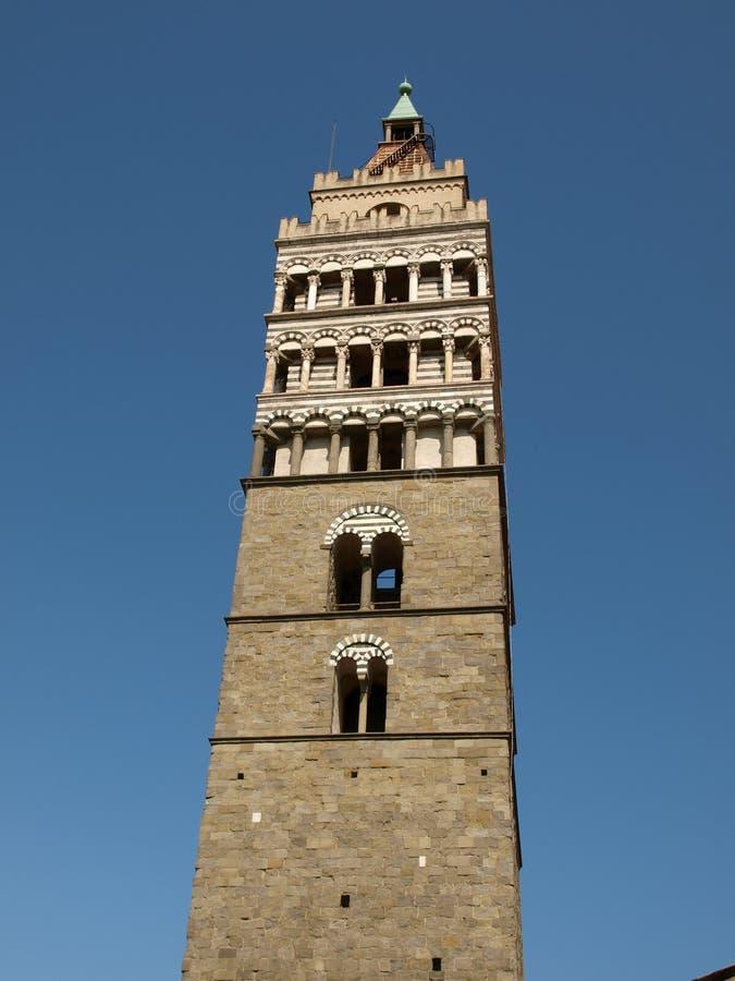 Pistoia - Duomo. Cathedral St Zeno's - Pistoia, Tuscany Italy royalty free stock images