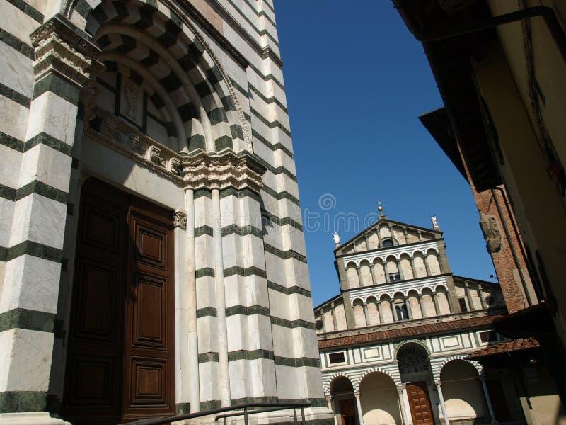 Pistoia - Toskana lizenzfreie stockfotos