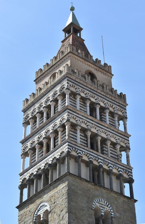 Pistoie, Toscane, Italie images libres de droits