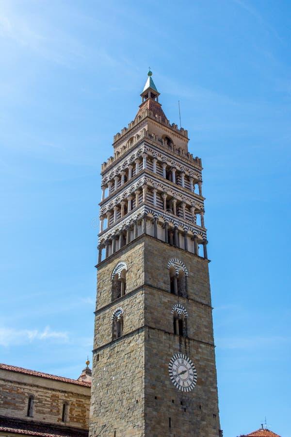Pistoie, Toscane, Italie photo stock