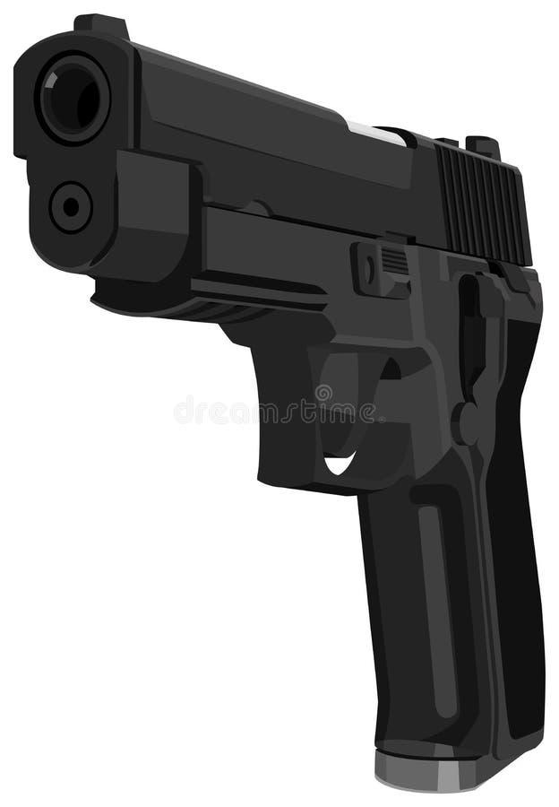 Pistol stock photography