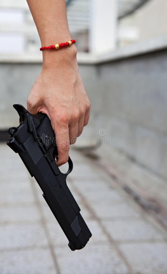 Download Pistol Royalty Free Stock Photography - Image: 16964397