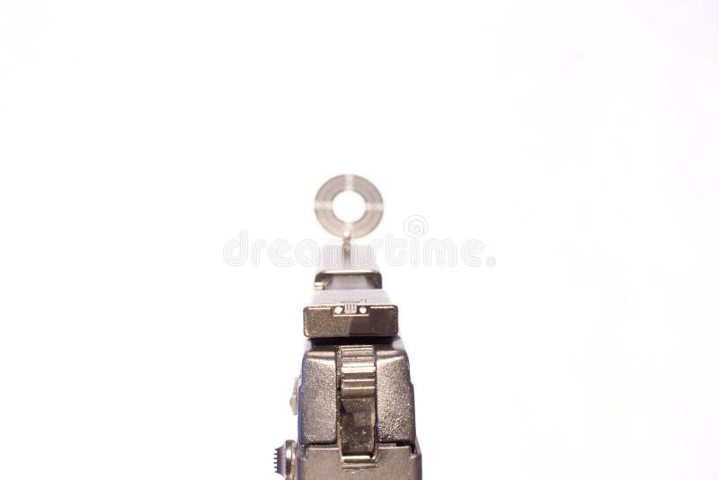 pistol arkivbilder
