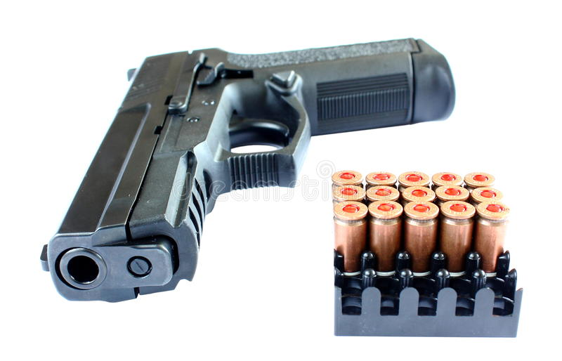 Download Pistol stock image. Image of danger, objects, many, sigsauer - 28414491