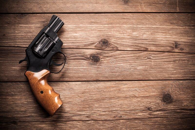 Pistol royaltyfri foto