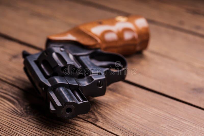 Pistol royaltyfri bild