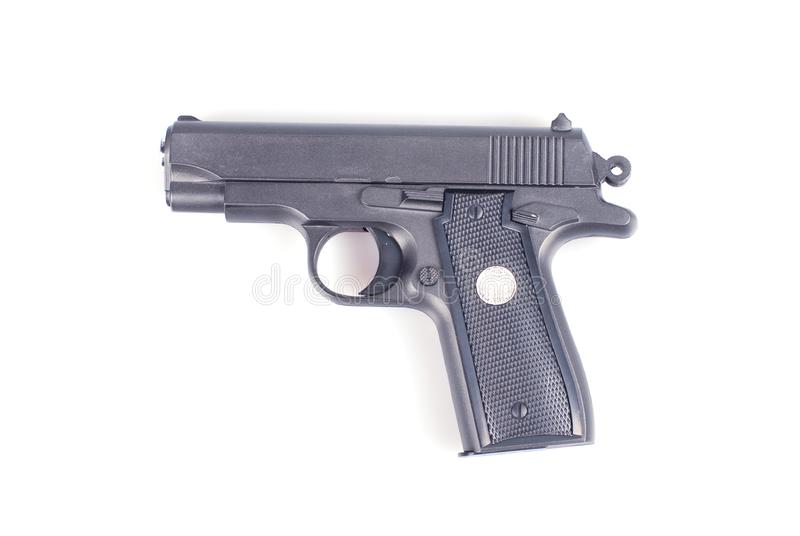 Download Pistol stock photo. Image of pistol, kill, military, police - 8269836